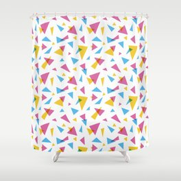 Bring Back the 80s Shower Curtain