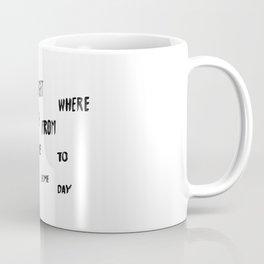 NEVERFORGET Coffee Mug