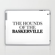 THE HOUNDS OF THE BASKERVILLE Laptop & iPad Skin