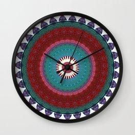 Internal Totem Wall Clock