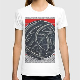 Junction - red graphic T-shirt