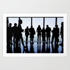 One World Trade Center Observation Deck Art Print