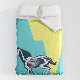 Electro Horse Comforters
