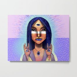 Madre - Mother Metal Print