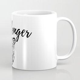 Type Eight Enneagram Design Coffee Mug