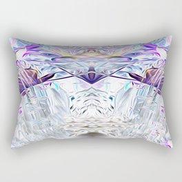 Diamond Light Consciousness Rectangular Pillow