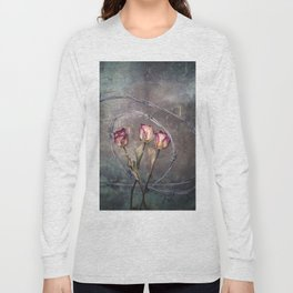 Trapped Roses Long Sleeve T-shirt
