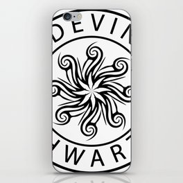 Devin Logo iPhone Skin
