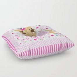 Didi puff Floor Pillow