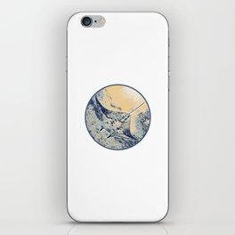 Manta Ray iPhone Skin