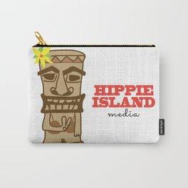Hippie Island Tiki Dude Carry-All Pouch