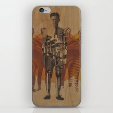 No. 7 iPhone Skin