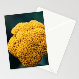 yellow is the new gold Stationery Cards