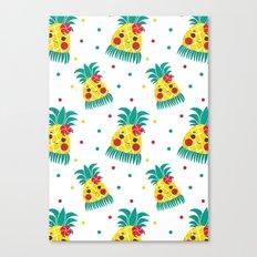 Miss Hawaiian Pineapple Canvas Print