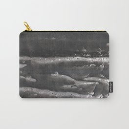 Dark slate gray Carry-All Pouch