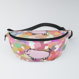 Year of the Pig 2019 - Pink Pig Fanny Pack