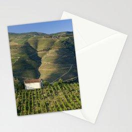 A chapel among vineyards Stationery Cards