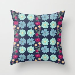 Summer Garden|| #society6 #buyart #decore by Ildiko Sipos Design Throw Pillow