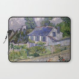Houses in Auvers Laptop Sleeve