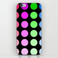gradient iPhone & iPod Skins featuring Gradient by SnakeBees