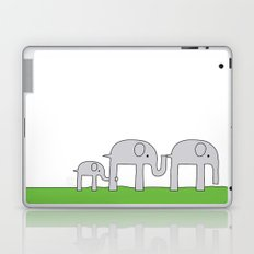 Elephant Family Laptop & iPad Skin