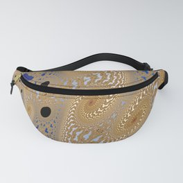 Fractal Abstract 96 Fanny Pack