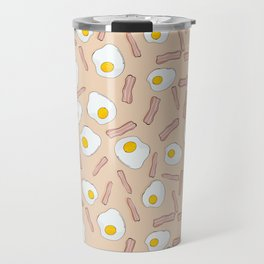 Eggs and bacon Travel Mug