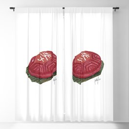 Ang Ku Kueh - Single, light Blackout Curtain