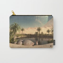 EGYPTIAN-LANDSCAPE Carry-All Pouch