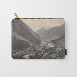 Old Swiss Mountain Litho Carry-All Pouch