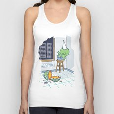 Shallow Ones 2 Unisex Tank Top