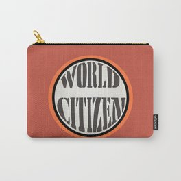 World Citizen Carry-All Pouch