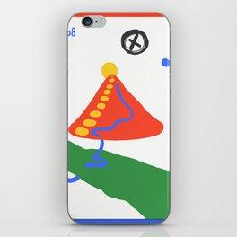 P. 008 iPhone Skin