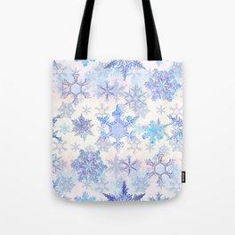 Snowflakes #4 Tote Bag