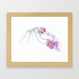 Ophelia's arm Framed Art Print