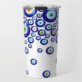 Evil eye protection Travel Mug