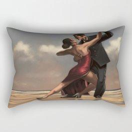 ancora tango Rectangular Pillow