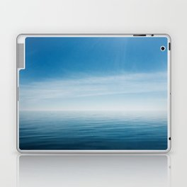 sky meets lake Laptop & iPad Skin
