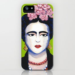 frida, with love iPhone Case