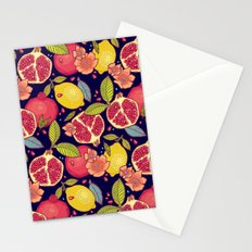 Mysterious tropical garden. Stationery Cards