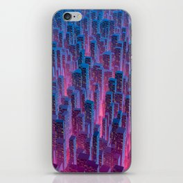 City of Light iPhone Skin