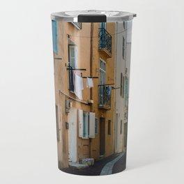 Provence France Street Travel Mug