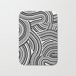 pattern 3 Bath Mat