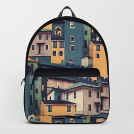 Night Castles (Pattern) Backpack