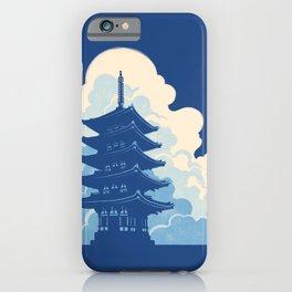 Nara Skyline iPhone Case