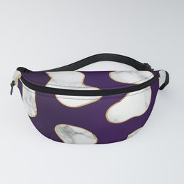 Marble Gold Session IV-XXIV Fanny Pack