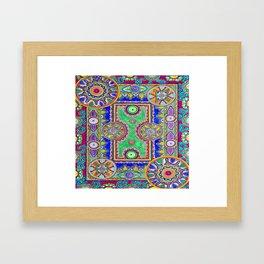 mondala Framed Art Print