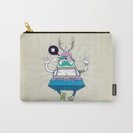 Triangle Hipster Carry-All Pouch