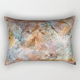 Acrylic Carina Nebula Rectangular Pillow
