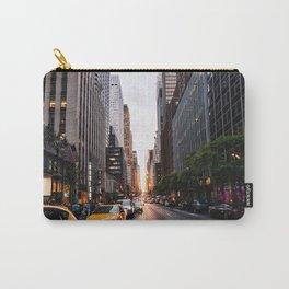 Manhattanhenge, 2018.05.30 Carry-All Pouch